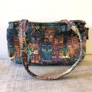 Lauren Burch cat purse